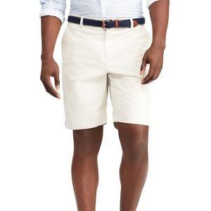 Chaps Sportswear Stretch Shorts White Men's 38 36